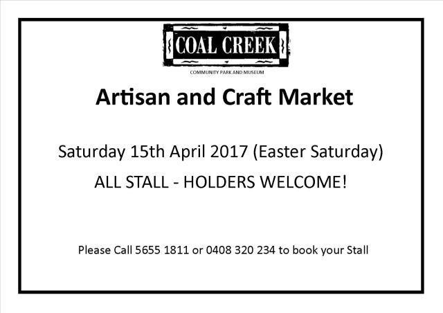 Easter craft market