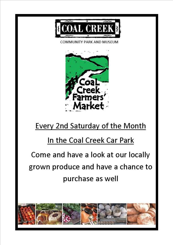 Coal Creek Farmers' Market | Korumburra
