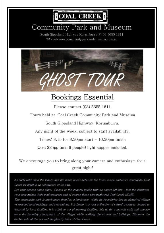 Ghost Tours Poster A3 Updated July 17