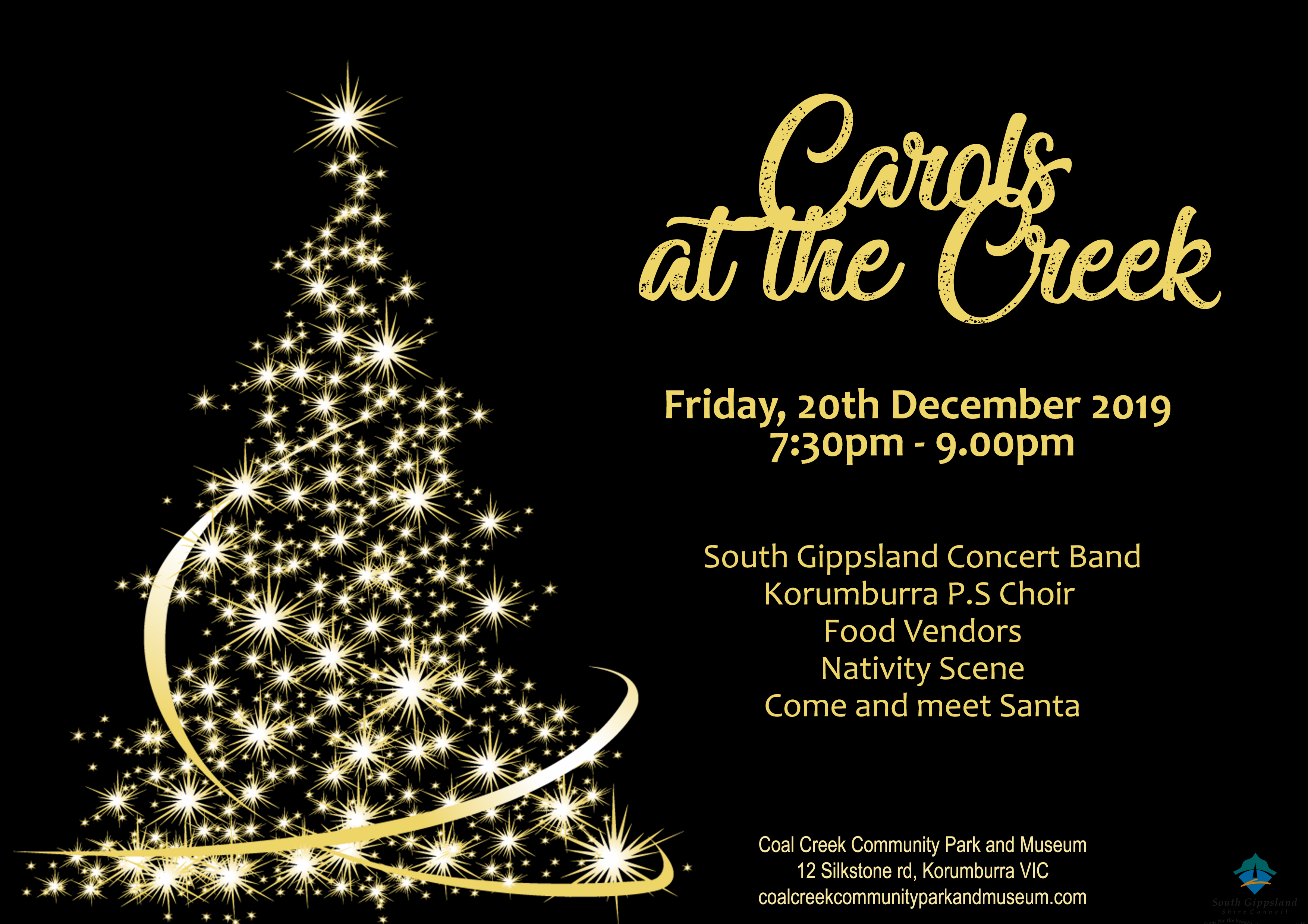 Carols at the Creek | Korumburra