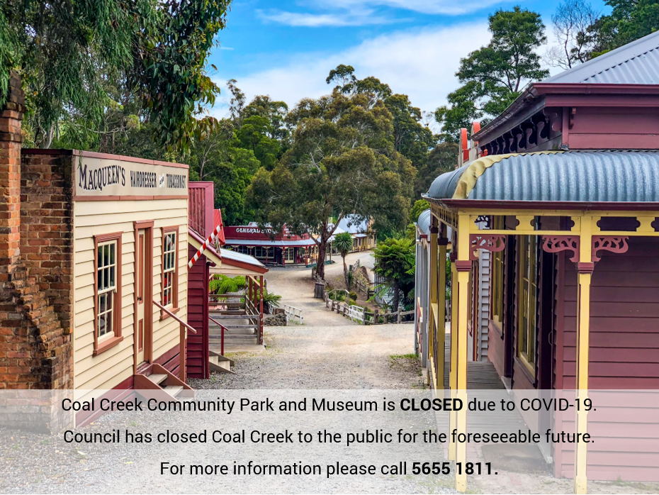 Coal Creek Community Park and Museum